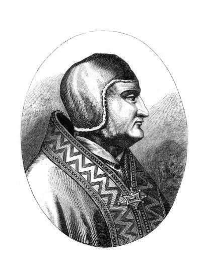 Pope Clement IV (D126), 1849--Giclee Print