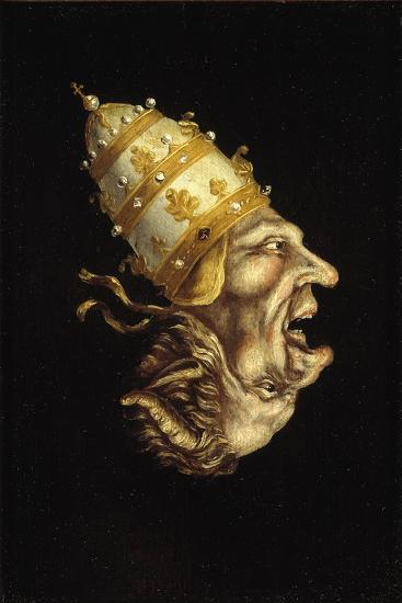 Pope-Devil--Giclee Print
