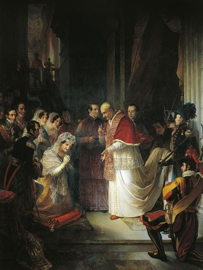 Pope Gergorio XVI--Giclee Print