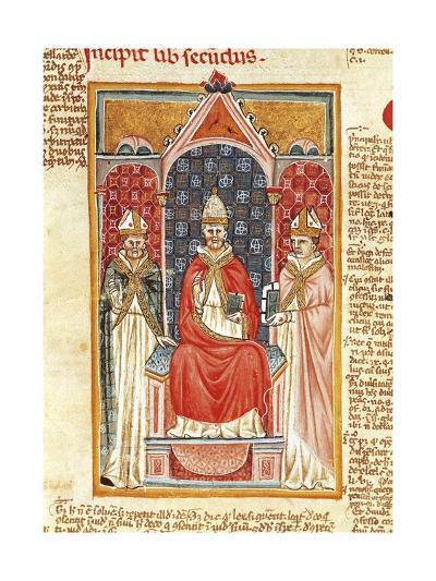 Pope Gregory IX--Giclee Print