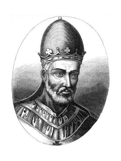 Pope Honorius III (1148-122), 1849--Giclee Print