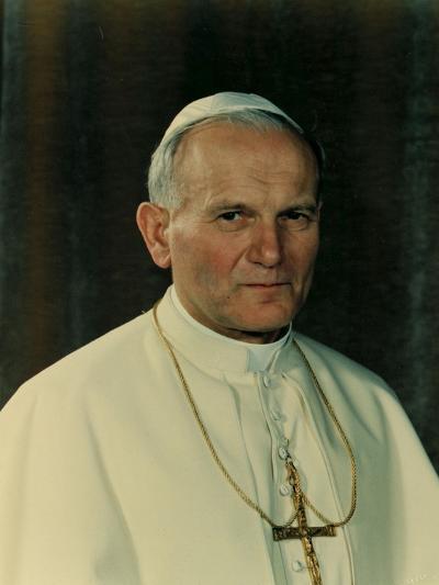 Pope John Paul II, 1978--Photographic Print