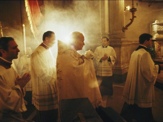 Image result for John Paul II communion