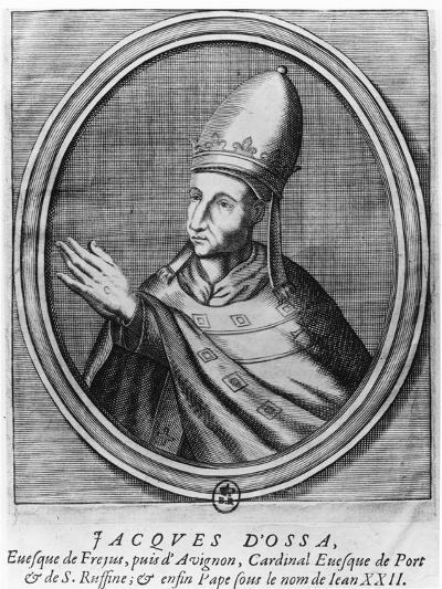 Pope John XXII--Giclee Print