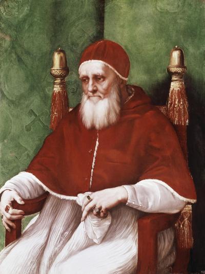 Pope Julius II-Raphael-Giclee Print