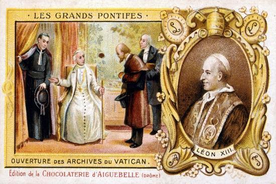 Pope Leo XIII, C1883-1899--Giclee Print