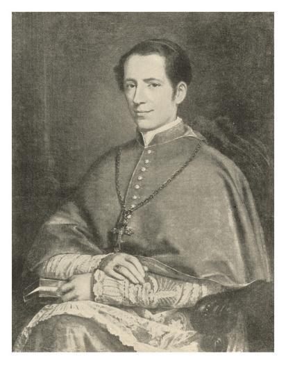 Pope Leo XIII--Giclee Print