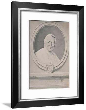 'Pope Pius IX', 1946-Felix Hilaire Buhot-Framed Giclee Print