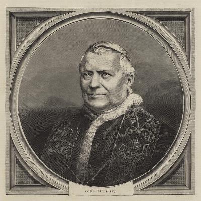 Pope Pius IX--Giclee Print
