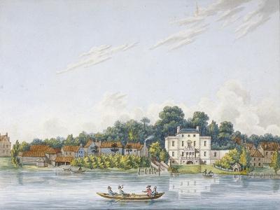 Pope's Villa, Twickenham, Middlesex, C1800--Giclee Print