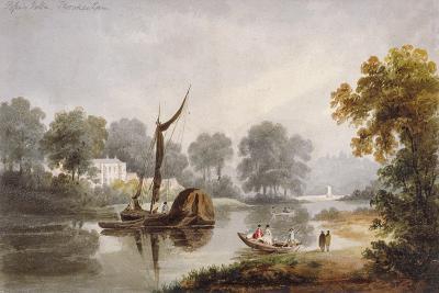 Pope's Villa, Twickenham, Middlesex, C1820--Giclee Print