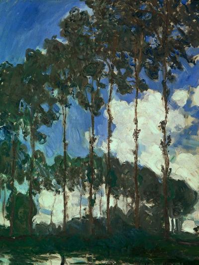 Poplars on the Epte, 1891-Claude Monet-Giclee Print