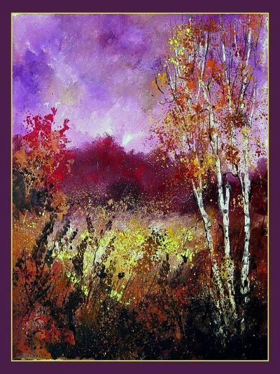 poplars-Pol Ledent-Art Print