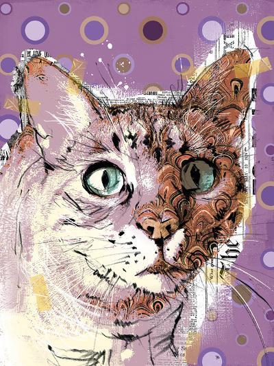 Poppet Cat I-Ken Hurd-Art Print