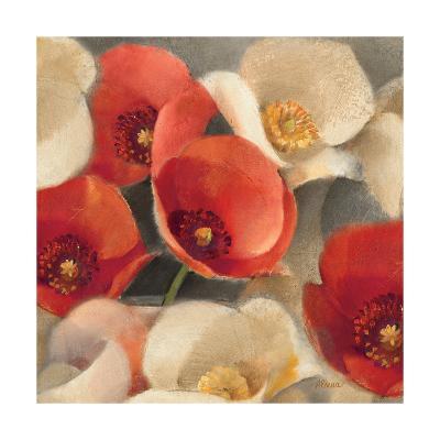 Poppies Bloom II-Albena Hristova-Art Print