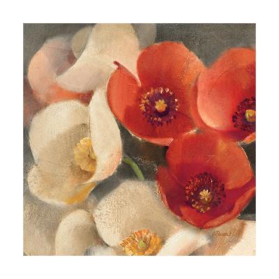 Poppies Bloom III-Albena Hristova-Art Print