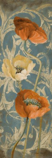 Poppies de Bleu I-Lanie Loreth-Premium Giclee Print