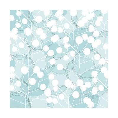 Popping Flowers III-Ali Benyon-Art Print