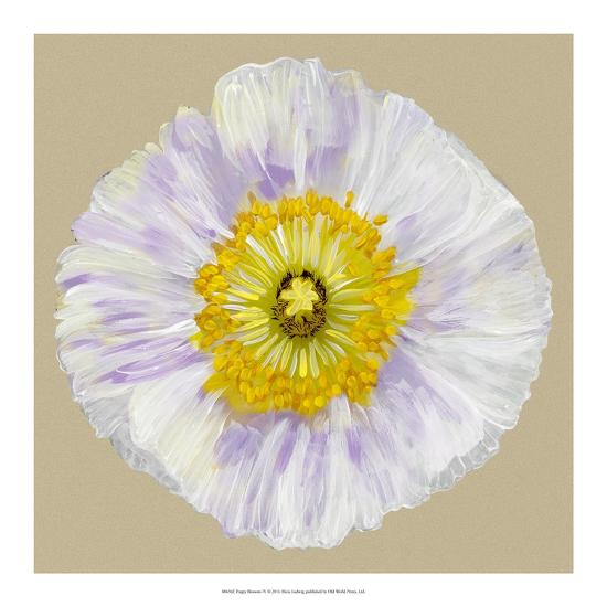 Poppy Blossom IV-Alicia Ludwig-Art Print