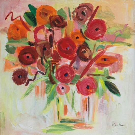 Poppy Burst-Farida Zaman-Art Print