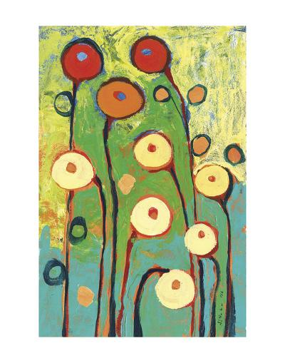 Poppy Celebration-Jennifer Lommers-Art Print