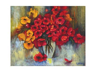 Poppy Fascination-Stanislav Sidorov-Art Print