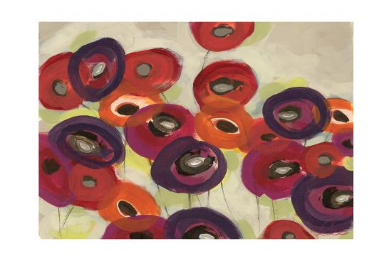 Poppy Garden-Jeni Lee-Art Print