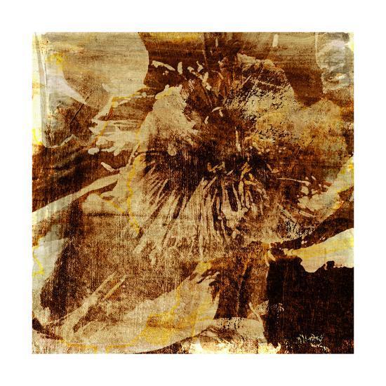 Poppy Gold I-Sia Aryai-Art Print