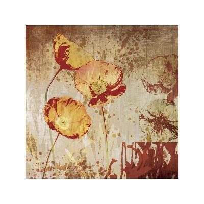 Poppy Heat II-Tandi Venter-Giclee Print