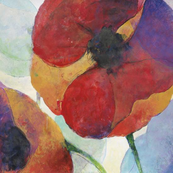 Poppy III-Doug Kennedy-Art Print