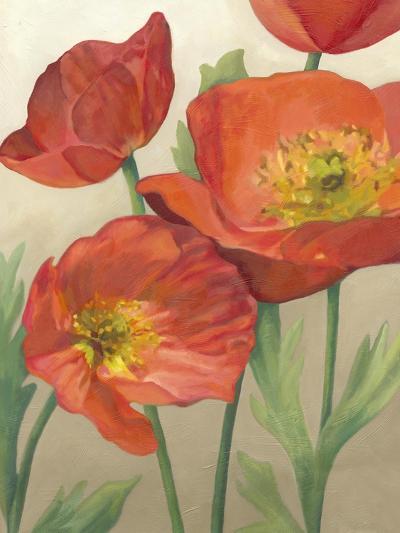 Poppy Love I-Megan Meagher-Art Print
