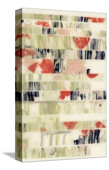Poppy Obscura II-Jennifer Goldberger-Stretched Canvas Print