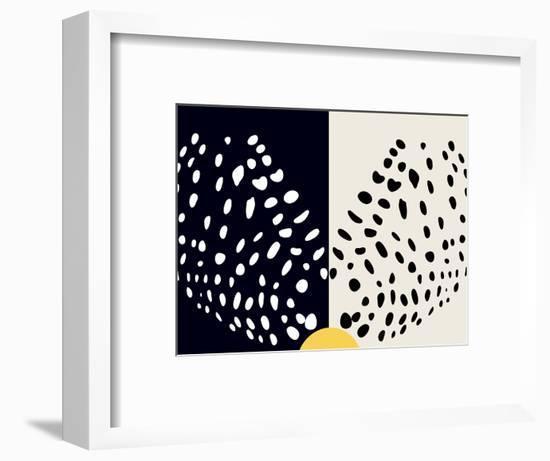 Poppy Over Easy-Belen Mena-Framed Giclee Print