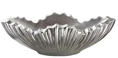 Poppy Planter - Silver