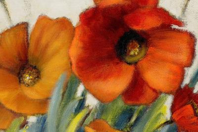 Poppy Splendor II-Lanie Loreth-Premium Giclee Print