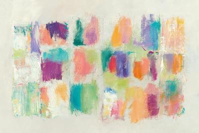 Popsicles Horizontal Stone-Mike Schick-Art Print