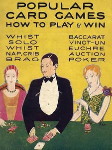 Popular Card Games, UK