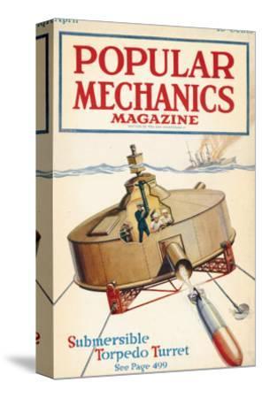 Popular Mechanics, April 1918