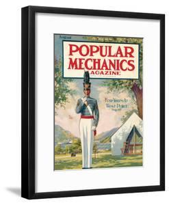 Popular Mechanics, August 1913