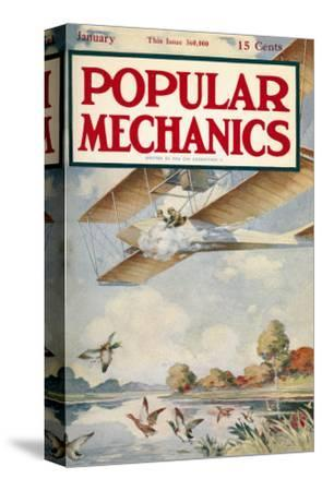 Popular Mechanics, January 1913