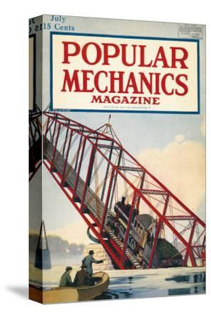 Popular Mechanics, July 1918