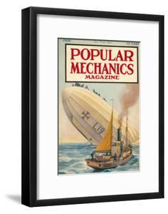 Popular Mechanics, June 1916