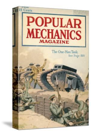 Popular Mechanics, June 1918