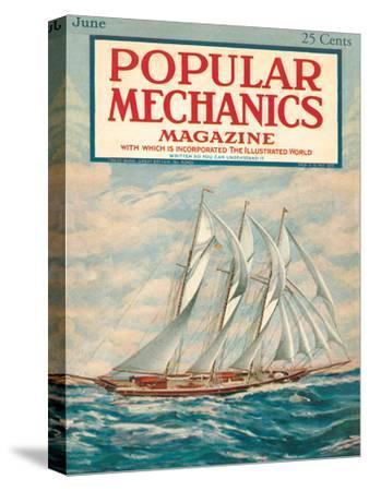 Popular Mechanics, June 1923