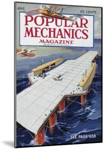 Popular Mechanics, June
