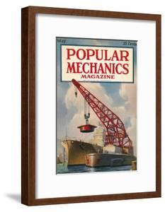 Popular Mechanics, May 1922