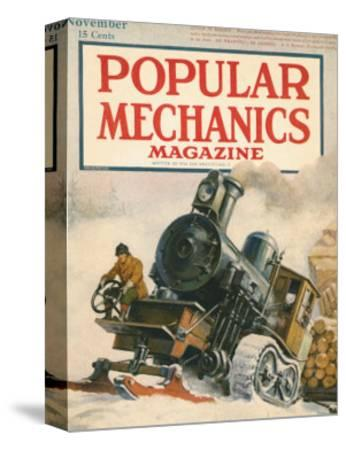 Popular Mechanics, November 1917