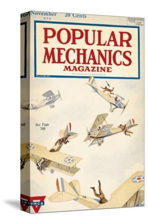 Popular Mechanics, November 1918