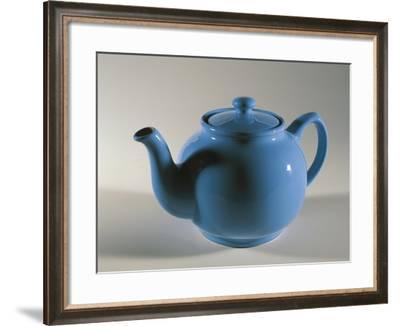 Porcelain Teapot--Framed Giclee Print