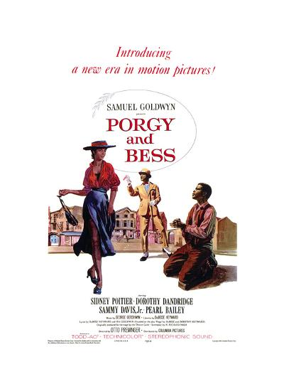 Porgy and Bess, 1959--Art Print